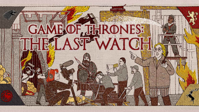 Image result for Game of thrones the last watch