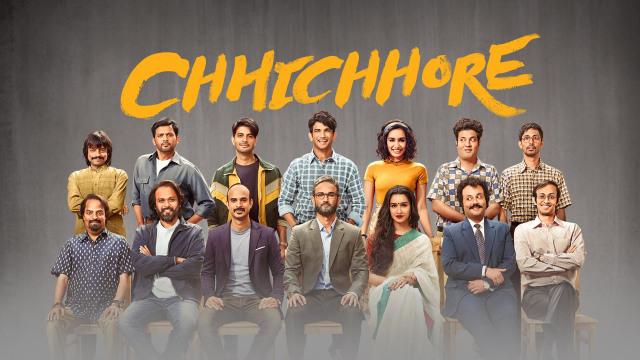 Chhichhore - Disney+ Hotstar