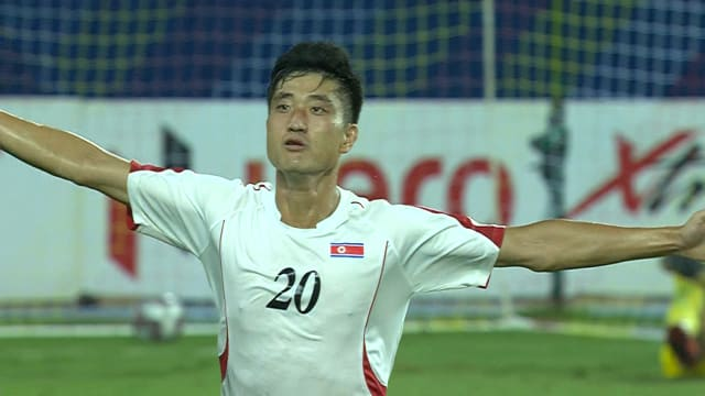 Football: Final: Tajikistan vs DPR Korea