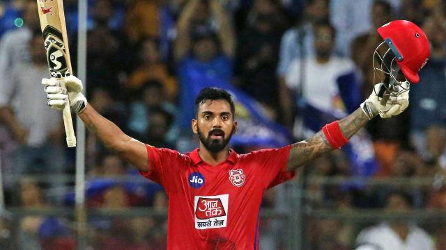 Cricket: 2019: Rahul Stuns MI with 100*