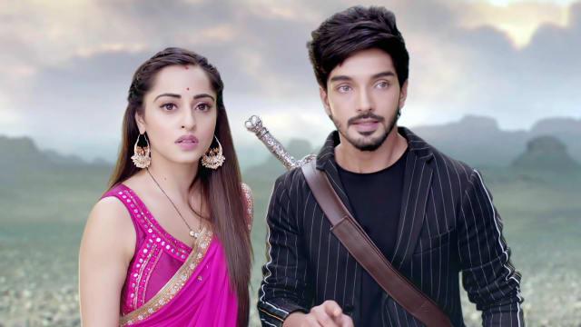 Watch Nazar TV Serial Episode 259 - Ansh, Piya's Challenging Mission Full  Episode on Hotstar