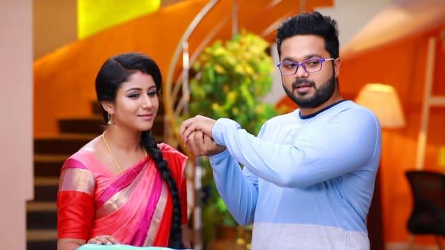 Watch Raja Rani TV Serial Episode 560 - Karthik Comes Home Full Episode on  Hotstar