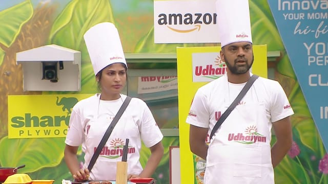 Watch Bigg Boss TV Serial Episode 97 - Tied for the Best Cook Full Episode  on Hotstar