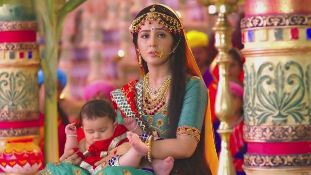 Watch RadhaKrishn TV Serial Episode 2 - Radha, Krishna Take a New Birth  Full Episode on Hotstar
