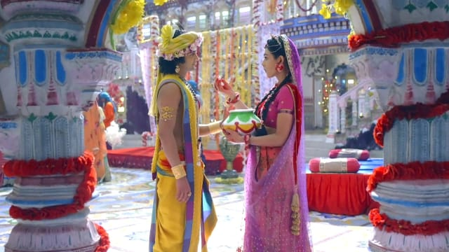 Watch RadhaKrishn TV Serial Episode 188 - Radha, Krishna's Undying Love  Full Episode on Hotstar