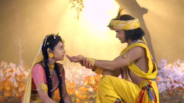 Watch RadhaKrishn TV Serial Episode 67 - A Special Medicine for Radha Full  Episode on Hotstar