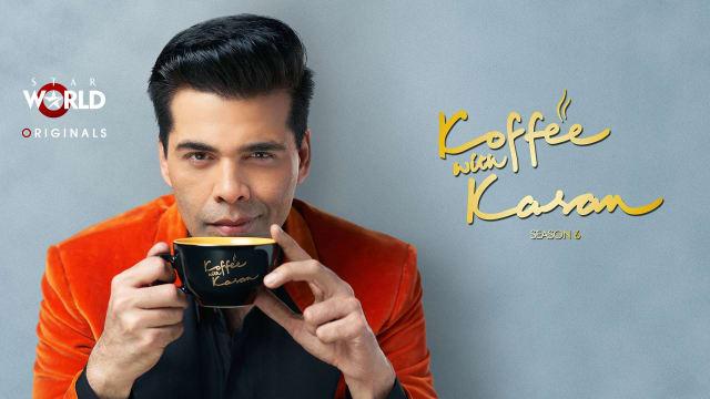 Koffee With Karan Serial Full Episodes, Watch Koffee With Karan TV