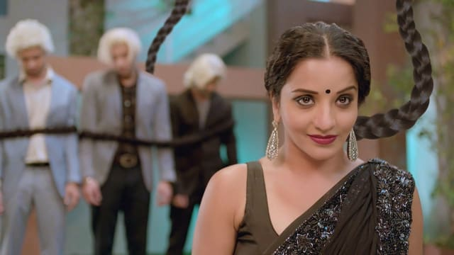 Watch Nazar TV Serial Episode 98 - Mohana to Gain Ansh's Support? Full  Episode on Hotstar