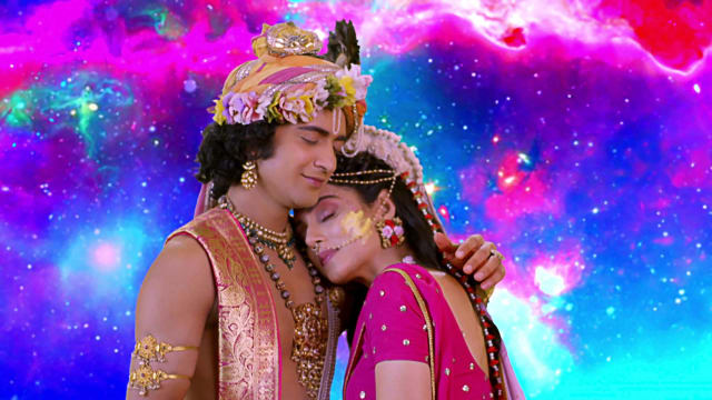 Watch RadhaKrishn TV Serial Episode 196 - Radha Agrees to Marry Krishna  Full Episode on Hotstar