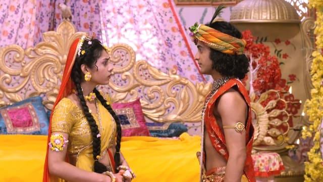 Watch RadhaKrishn TV Serial Episode 47 - Radha Needs an Answer Full Episode  on Hotstar