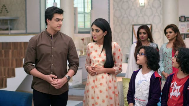 Watch Yeh Rishta Kya Kehlata Hai TV Serial Episode 247 - KaiRa Go on a  Babymoon Full Episode on Hotstar
