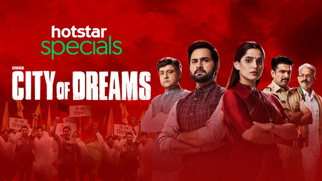 Hotstar Specials - City of Dreams Streaming Exclusively on