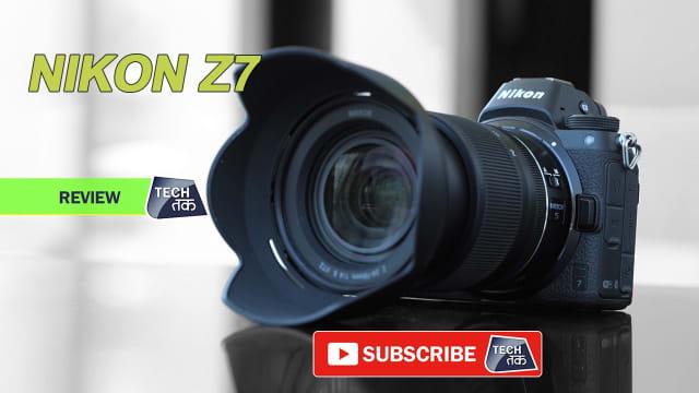 NIKON Z7 : Nikon's First Full-Frame Mirrorless Camera - REVIEW
