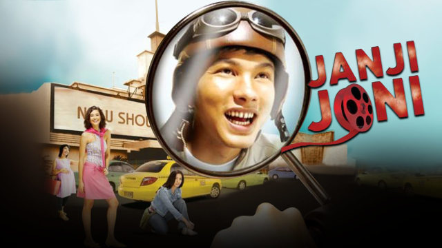 Nonton Janji Joni Film di Disney+ Hotstar.