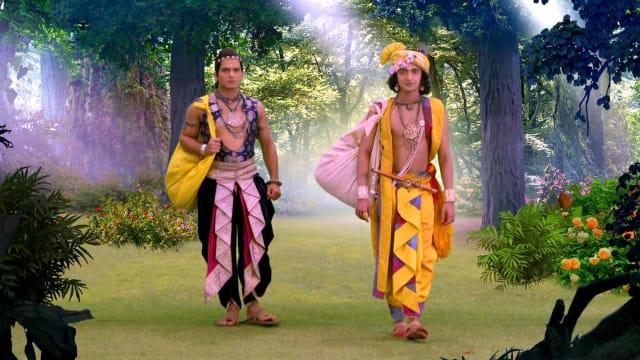 Watch RadhaKrishn TV Serial Episode 230 - Krishna to Leave Barsana Full  Episode on Hotstar