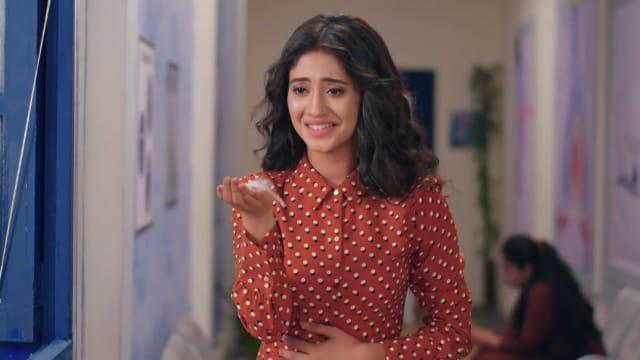 Watch Yeh Rishta Kya Kehlata Hai TV Serial Episode 350 - Is Naira Pregnant?  Full Episode on Hotstar