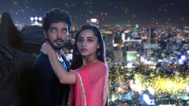 Watch Nazar TV Serial Episode 249 - Ansh, Piya's Special Night Full Episode  on Hotstar