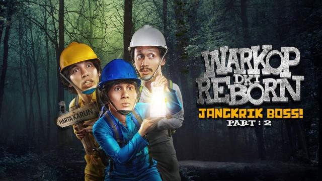 Warkop Dki Reborn Jangkrik Boss Part 2 Full Film Indonesian Comedy Film Di Disney Hotstar