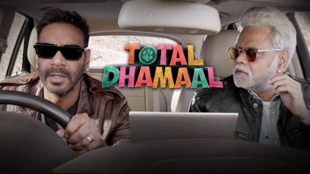 Watch Chindi GPS - Total Dhamaal Promo Online (HD) for Free on hotstar com