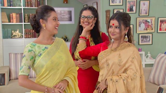 Watch Ke Apon Ke Por TV Serial Episode 363 - Durga Puja Arrangements Full  Episode on Hotstar