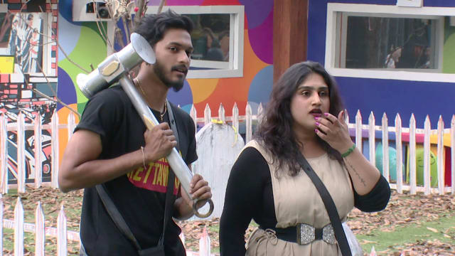 Watch Bigg Boss TV Serial Episode 17 - Day 16 in the House Full Episode on  Hotstar