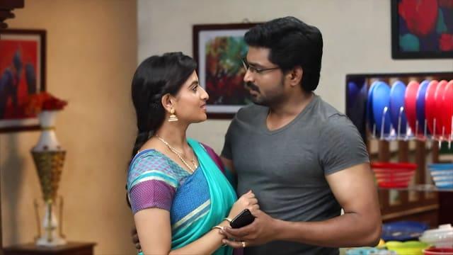 Watch Naam Iruvar Namaku Iruvar TV Serial Episode 152 - Aravind, Thamarai's  Growing Bond Full Episode on Hotstar