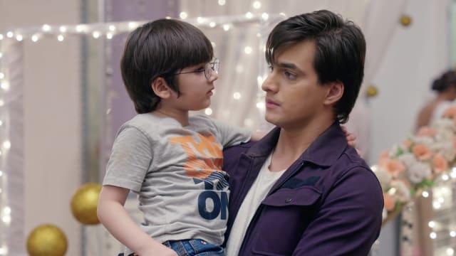 Watch Yeh Rishta Kya Kehlata Hai TV Serial Episode 390 - Kartik, Kairav's  Pleasant Meeting Full Episode on Hotstar