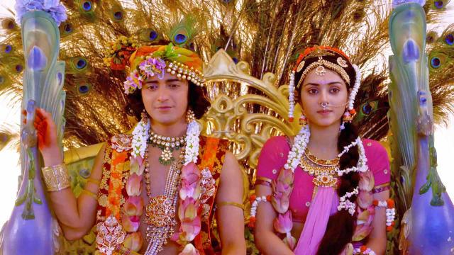Watch Radha Krishna TV Serial Episode 56 - Krishna's Plan for Radha Full  Episode on Hotstar