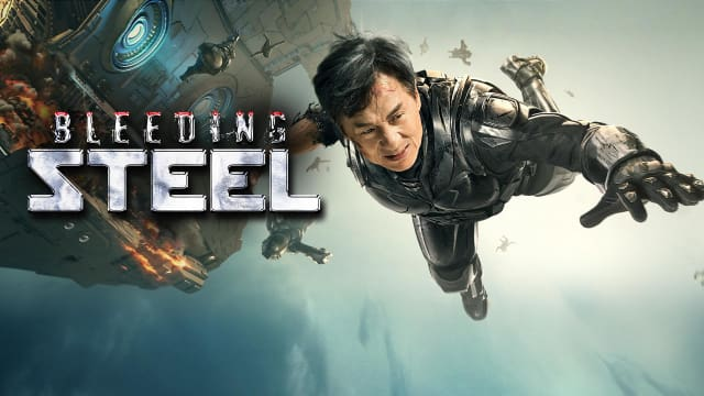 Watch Bleeding Steel Full Movie, English Action Movies in HD on Hotstar