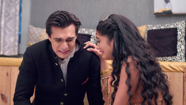 Watch Yeh Rishta Kya Kehlata Hai TV Serial Episode 317 - Naira Reveals the  Truth Full Episode on Hotstar