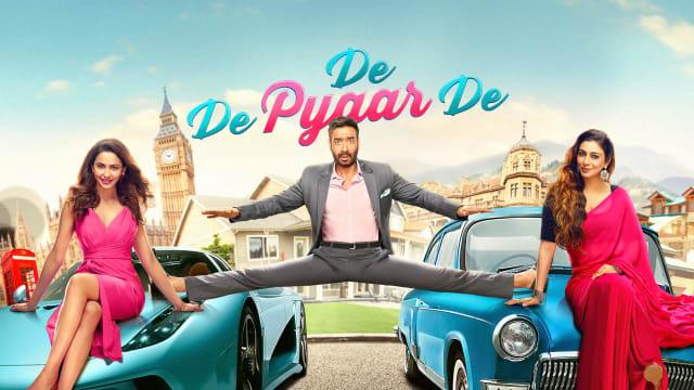De De Pyaar De Full Movie, Watch De De Pyaar De Film on Hotstar