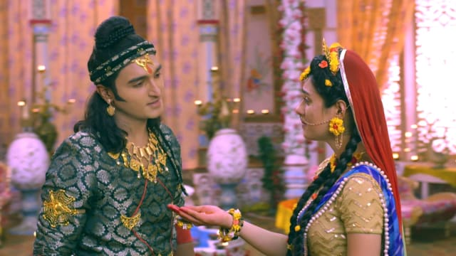 Watch RadhaKrishn TV Serial Episode 181 - Ayan Manipulates Radha Full  Episode on Hotstar