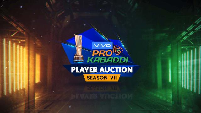 Kabaddi: Day 1: VIVO Pro Kabaddi Auction 2019
