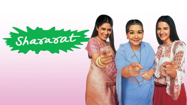 Shararat - Thoda Jaadu, Thodi Nazaakat - Hotstar