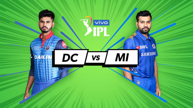‌IPL 2019 Live: DC vs MI Live Streaming & Live Cricket Score, Delhi Capitals vs Mumbai Indians Today's IPL Match