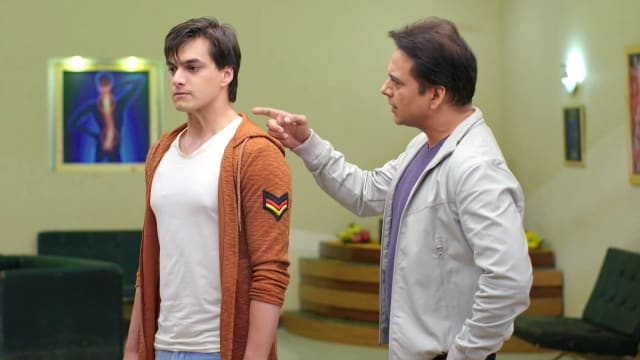 Watch Yeh Rishta Kya Kehlata Hai TV Serial Episode 379 - Kartik Is Accused  Full Episode on Hotstar