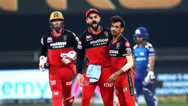 RCB vs MI 10th Match Match Replay from Indian Premier League on Hotstar US
