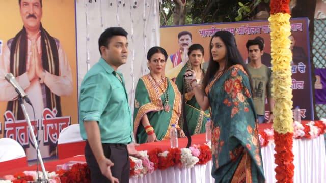Watch Nimki Mukhiya TV Serial Episode 468 - Sweety Assaults Rituraj Full  Episode on Hotstar