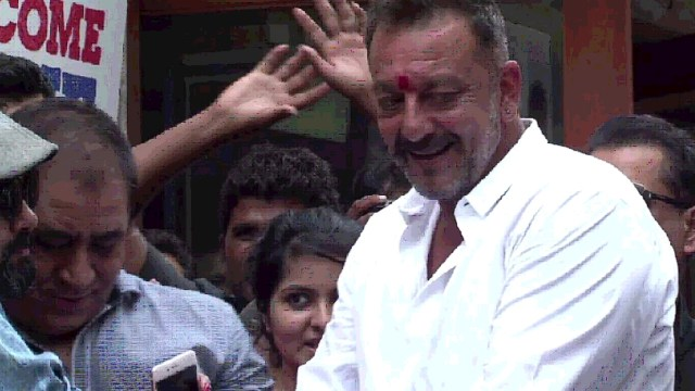 Sanjay Dutt Health Update: Actor In Better Condition Close ...