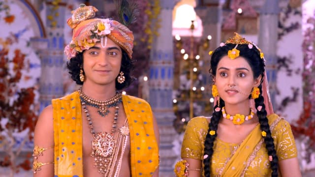 Watch RadhaKrishn TV Serial Episode 212 - Krishna Has a Plan Full Episode  on Hotstar