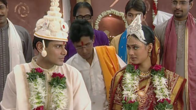 Watch Kasautii Zindagi Kay - 2001 TV Serial Episode 32 - Prerna and Anurag  marry Full Episode on Hotstar