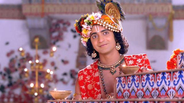 Watch RadhaKrishn TV Serial Episode 193 - Krishna Decides to Marry Radha  Full Episode on Hotstar