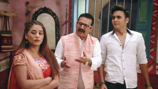 Watch Nimki Mukhiya TV Serial Episode 282 - Nimki to Convince Nahar Full  Episode on Hotstar