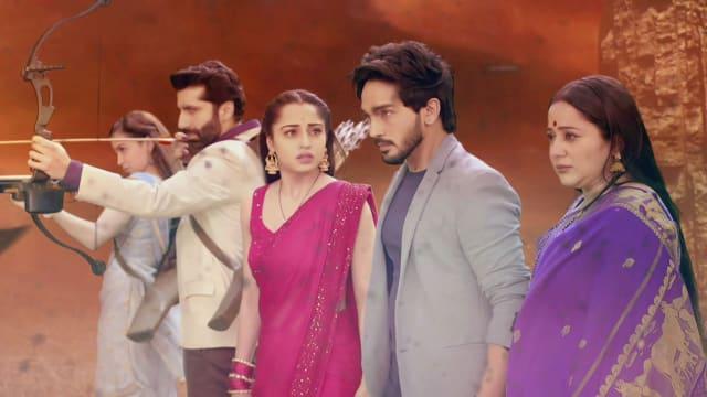 Watch Nazar TV Serial Episode 266 - Ansh Regains Consciousness? Full  Episode on Hotstar