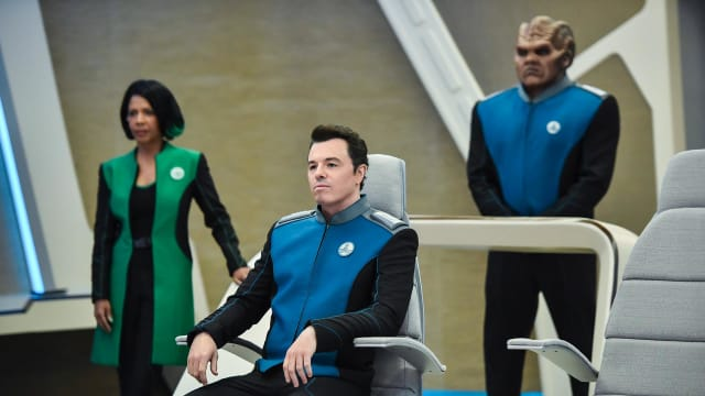 the orville s01e01 dailymotion