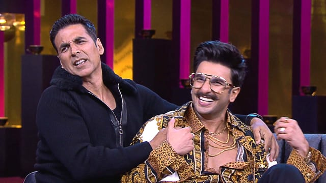 Watch Koffee With Karan TV Serial Episode 2 - Akshay Kumar and Ranveer  Singh Full Episode on Hotstar