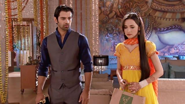 Watch Iss Pyar Ko Kya Naam Doon TV Serial Episode 46 - The Saga of Pure  Love Full Episode on Hotstar