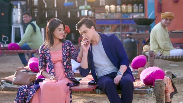 Watch Yeh Rishta Kya Kehlata Hai TV Serial Episode 248 - Kartik Dotes on  Naira Full Episode on Hotstar