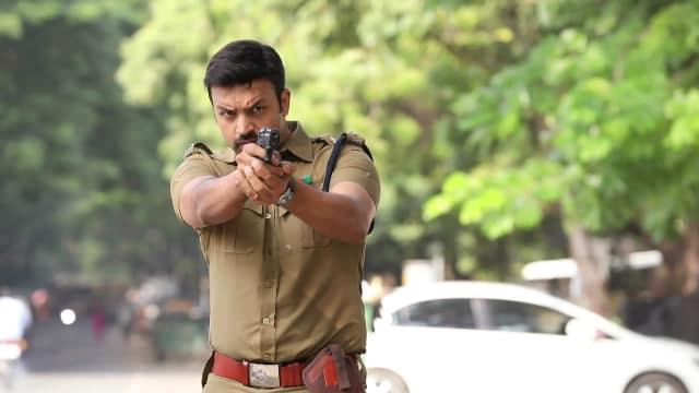 Nenjam Marapathillai - Watch Episode 312 - Vikram Catches ...