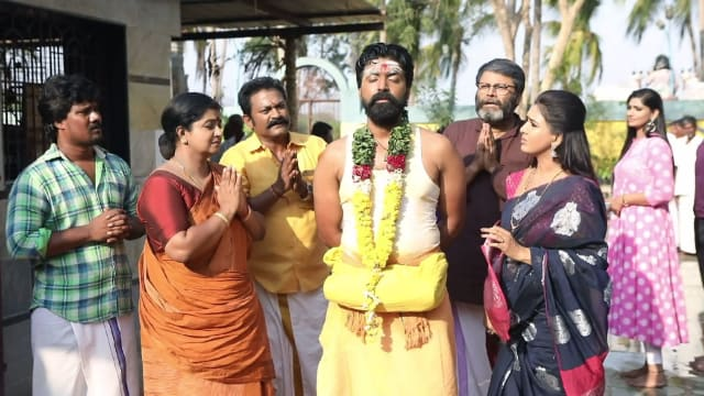 Watch Chinnathambi TV Serial Episode 426 - Chinnathambi Performs a Ritual  Full Episode on Hotstar